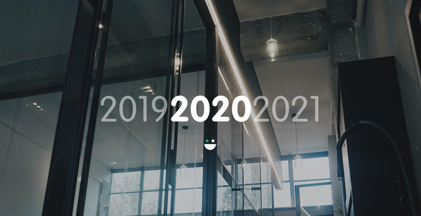 Bye 2019, Hello 2020!