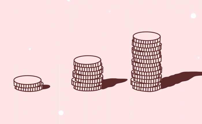 Beleggen met kleine bedragen