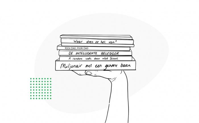 Onze 5 favoriete boeken over beleggen en financiële onafhankelijkheid