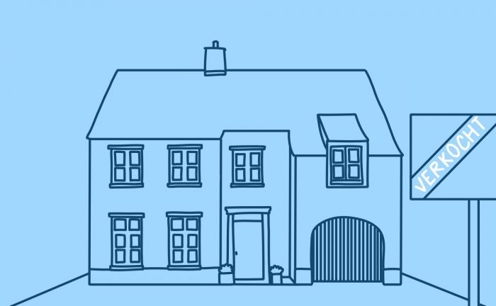 Eerste huis kopen? Jonge huizenkopers kunnen niet zonder eigen geld