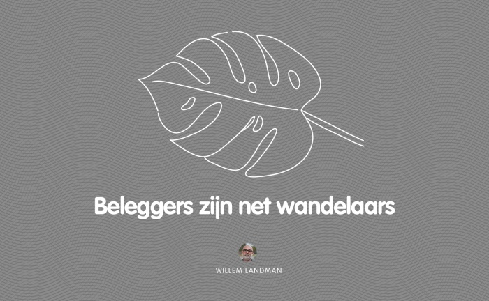 Boswandeling - Willem Landman