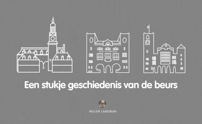 De beurs - Willem Landman