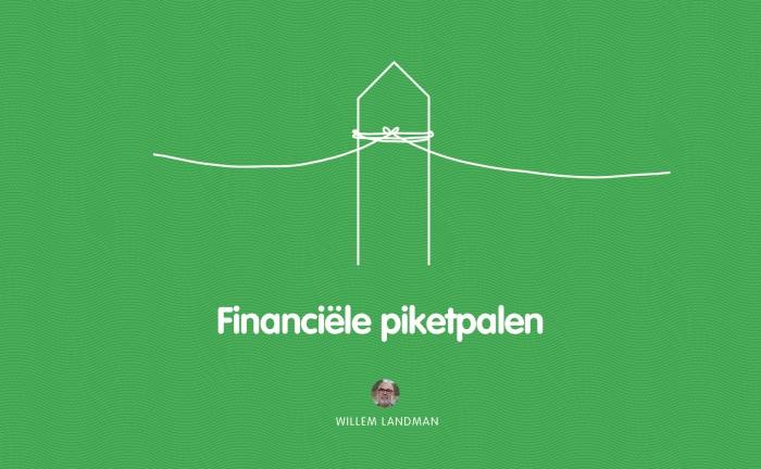 Piketpalen - Willem Landman