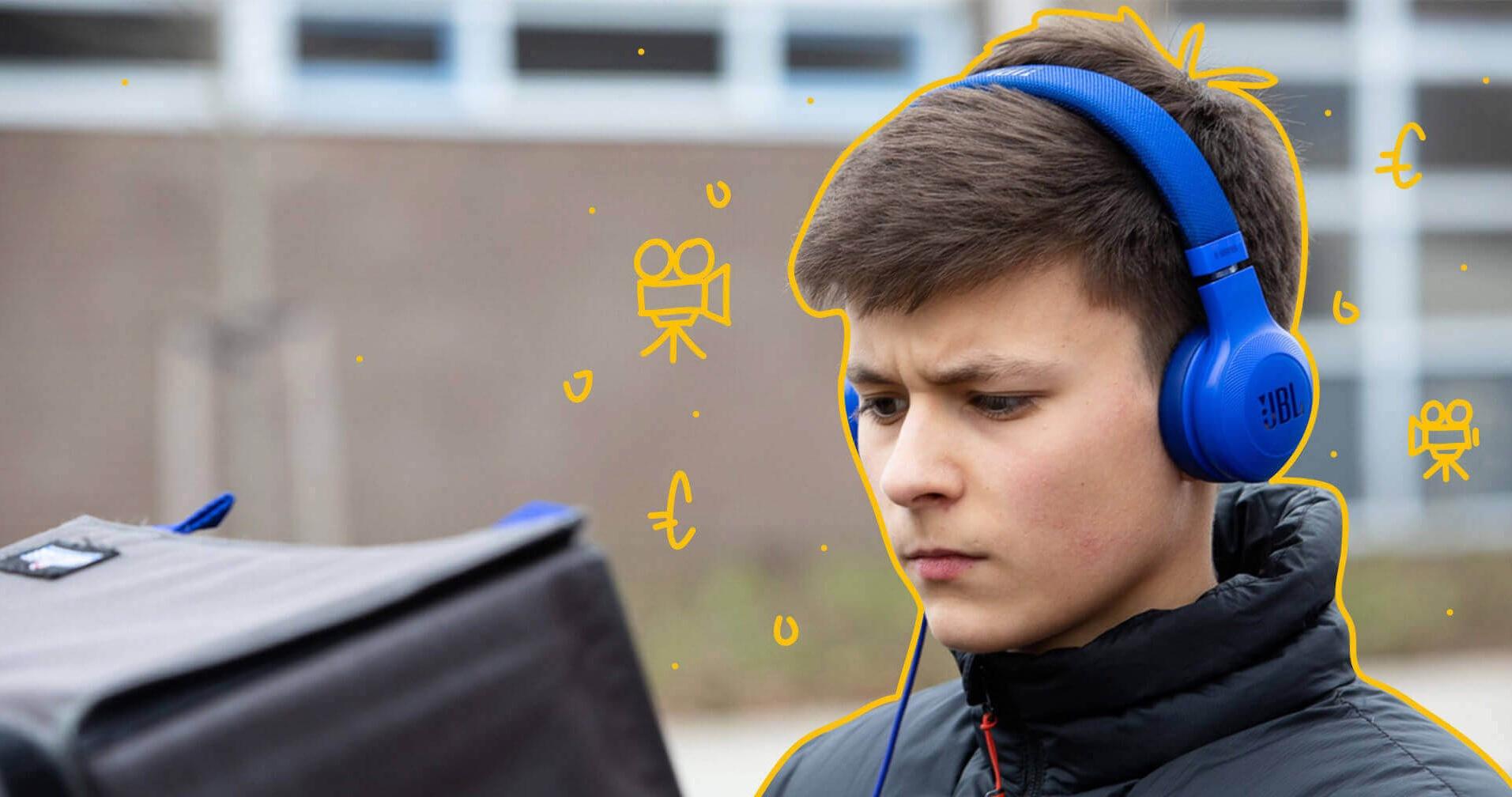 Laurian (17): Van Billy Elliot naar beleggen tijdens de economieles