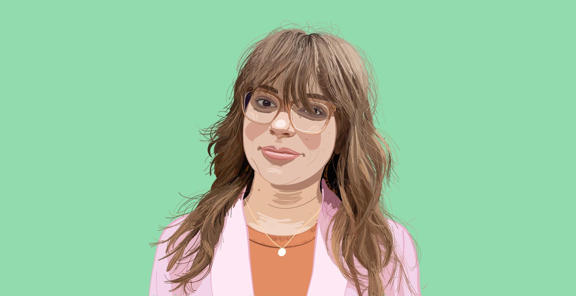 Jessica (23): 'Dat ik mag tekenen als werk is een droom die uitkomt'