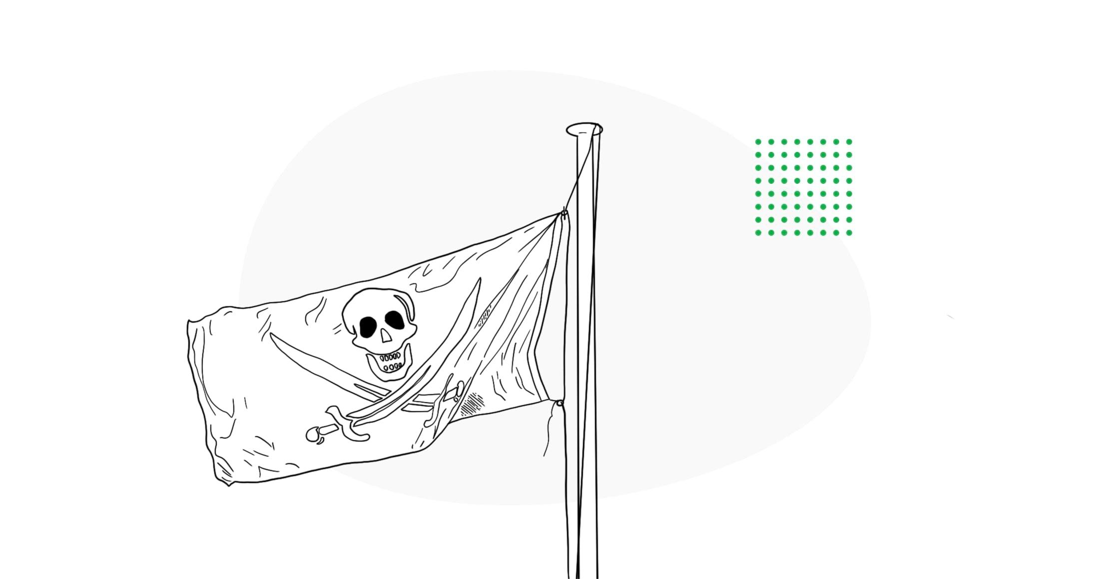De gevaarlijkste beurs ter wereld: the Pirate Stock Exchange