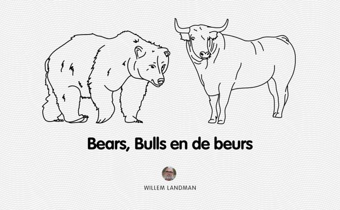 Bears, bulls en de beurs