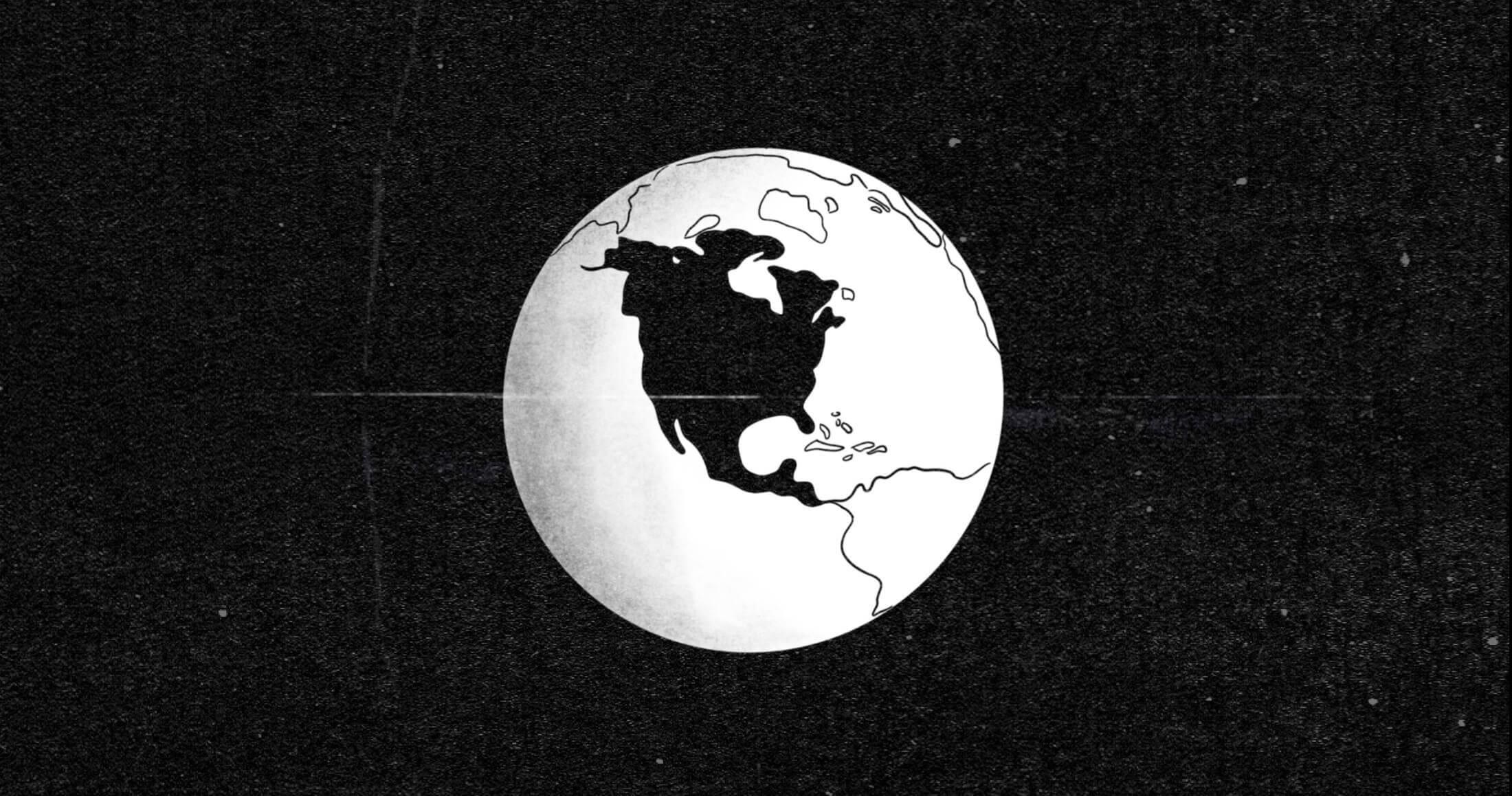 Amerika neemt de wereld over