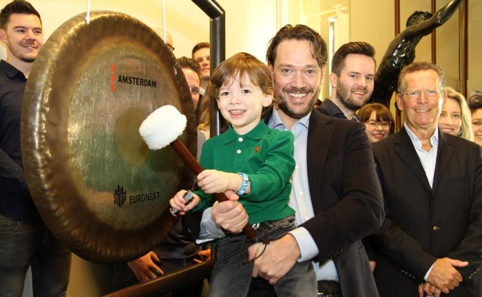 Semmie.nl viert tweejarig bestaan met de opening van de beurs!