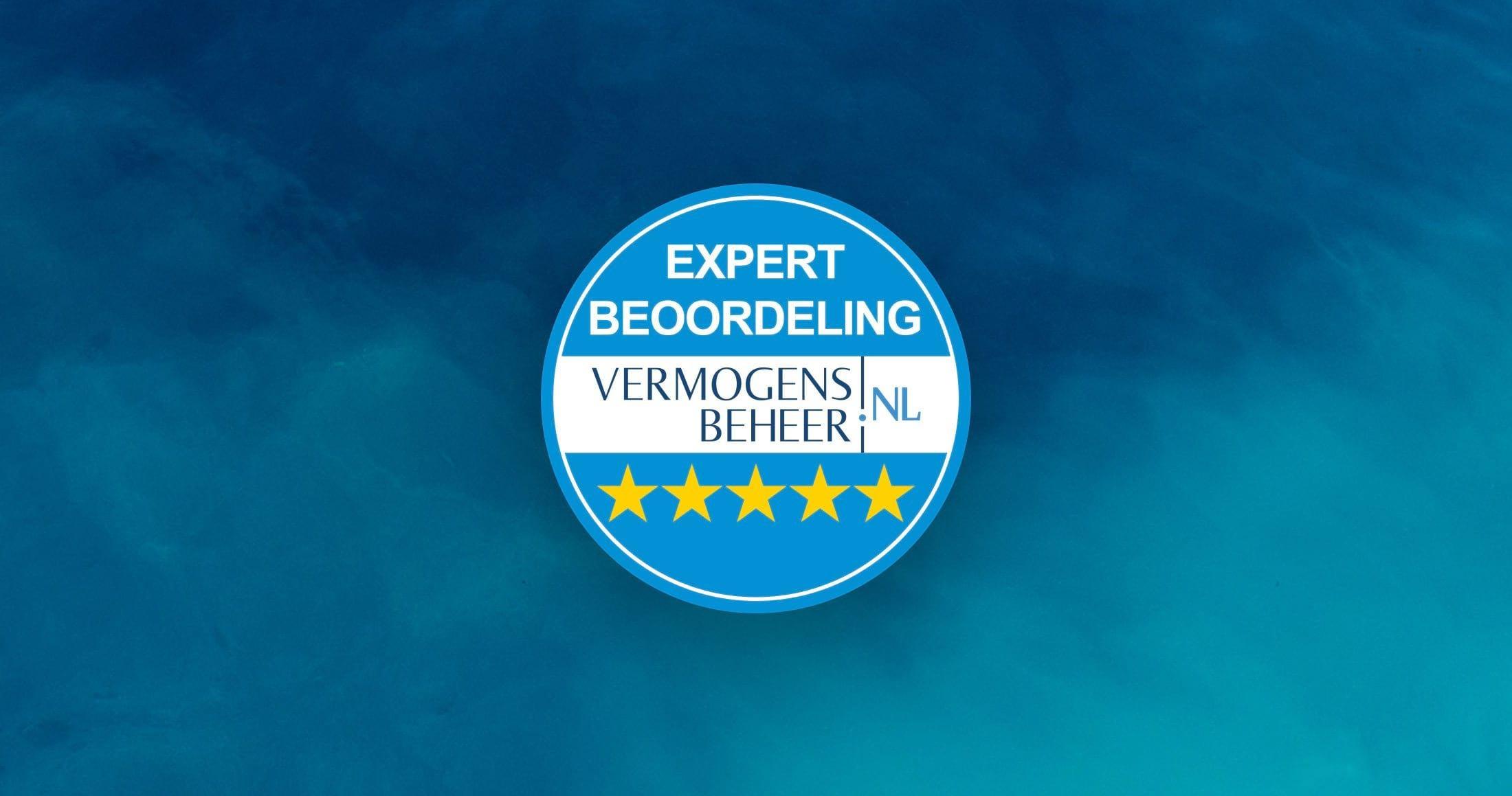 Semmie krijgt 5 sterren van Vermogensbeheer.nl