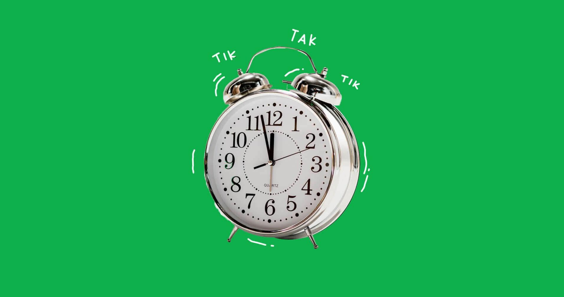 Vooroordeel #3: Starten met beleggen kost veel tijd